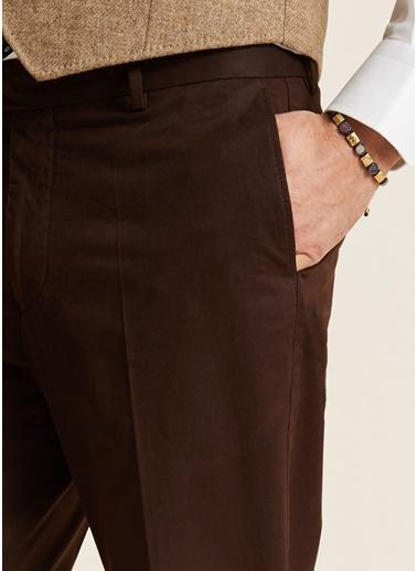 Bisse PNS001 Regular Fit 4 Cep Spor Pantolon Kahve